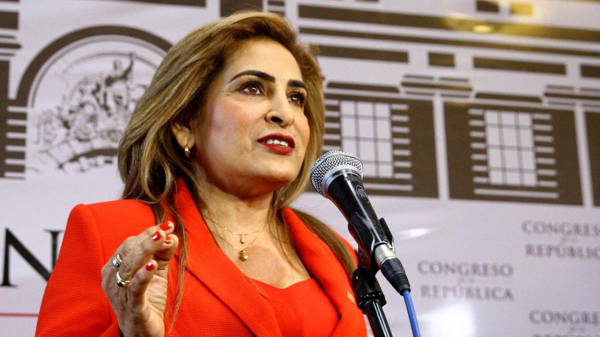 """Fuerza Popular: """"Hemos pedido que Maritza García dé un paso al costado"""""""