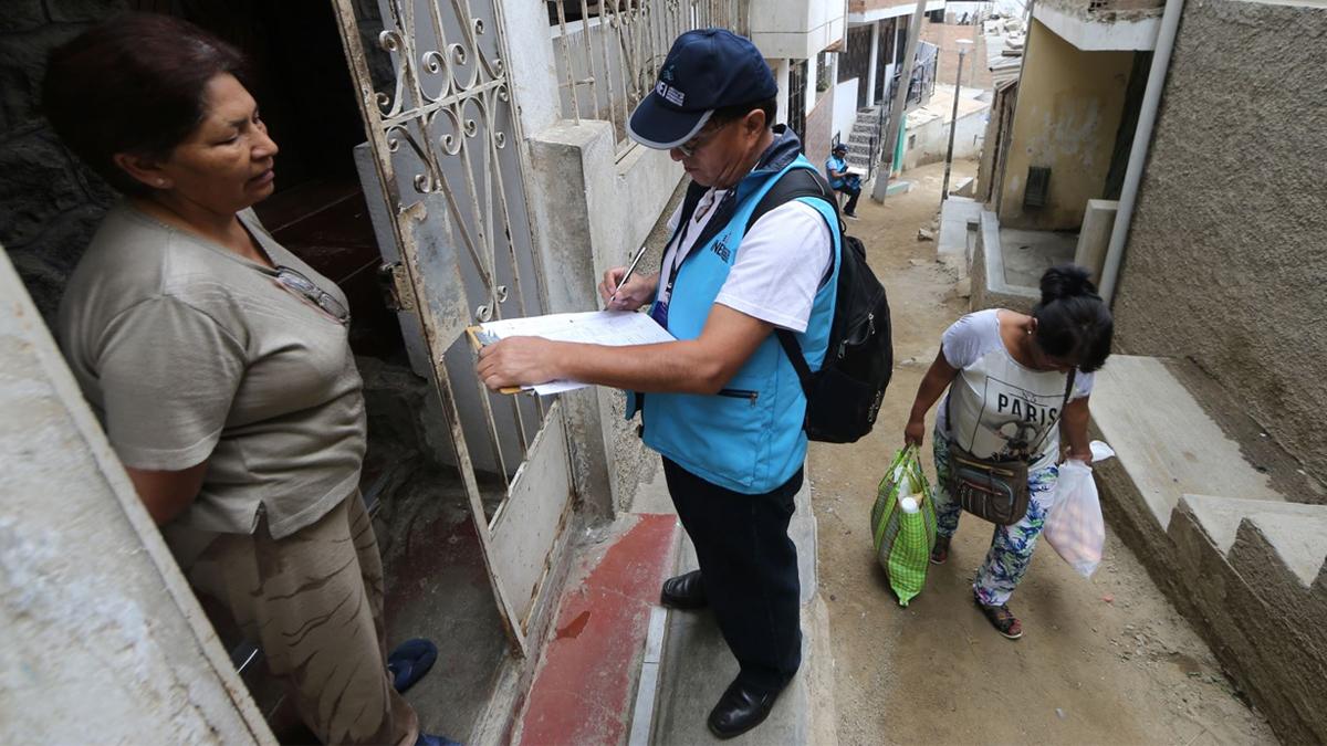 La Policía tiene la orden para detener a los que transiten sin permiso durante el censo
