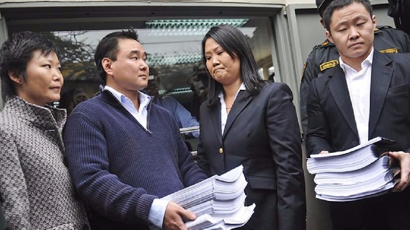 La Fiscalía pidió levantar el secreto bancario de Kenji, Sachie y Hiro Fujimori