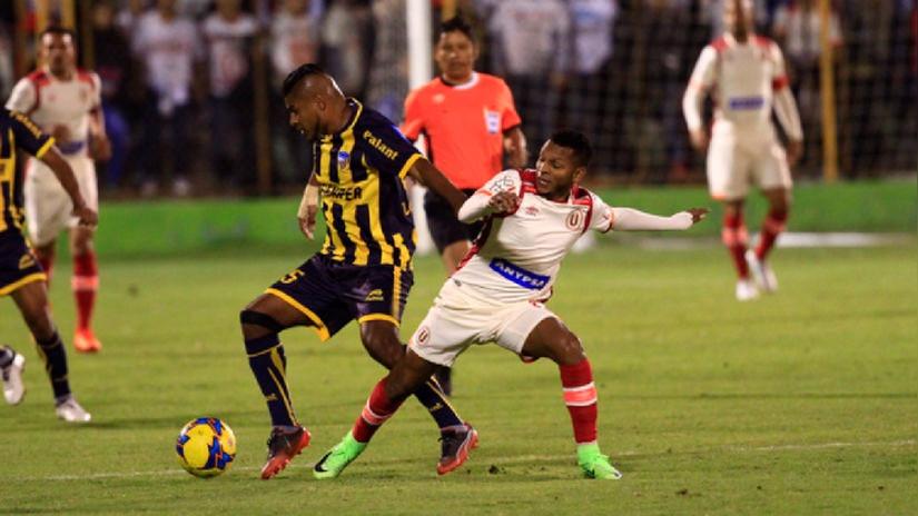 En Vivo   Universitario empata 0-0 contra Sport Rosario en el Monumental