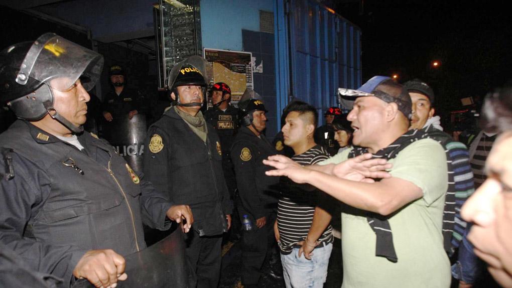 Enfrentamientos en Polvos Azules por elección de dirigencia