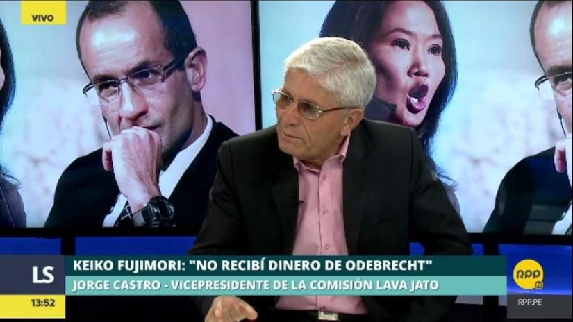 El vicepresidente de la comisión Lava Jato planteará citar al fiscal de la Nación