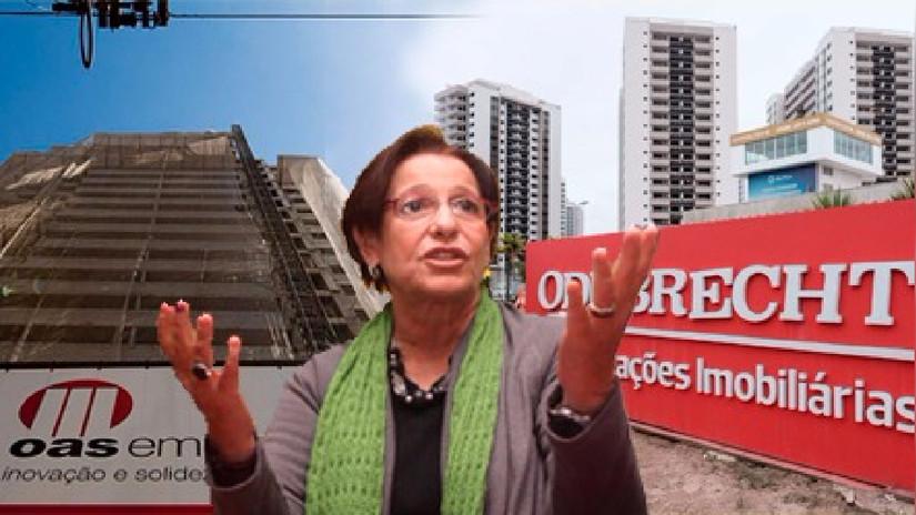 ¿Cuál es la relación de Susana Villarán con Odebrecht y OAS?