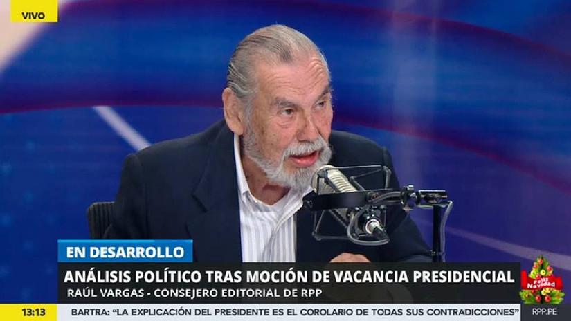 Raúl Vargas: