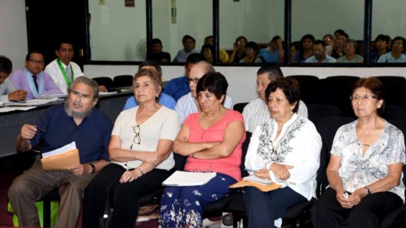 Fiscalía pide reparación de S/ 1 millón a cúpula de Sendero Luminoso por caso Perseo