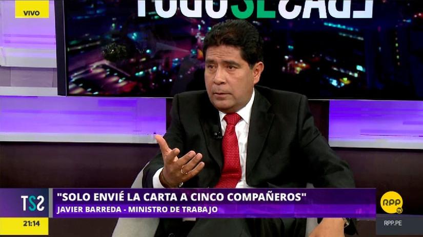 Barreda: