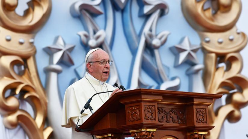 Los temas de los que habló el papa Francisco durante su gira por Perú