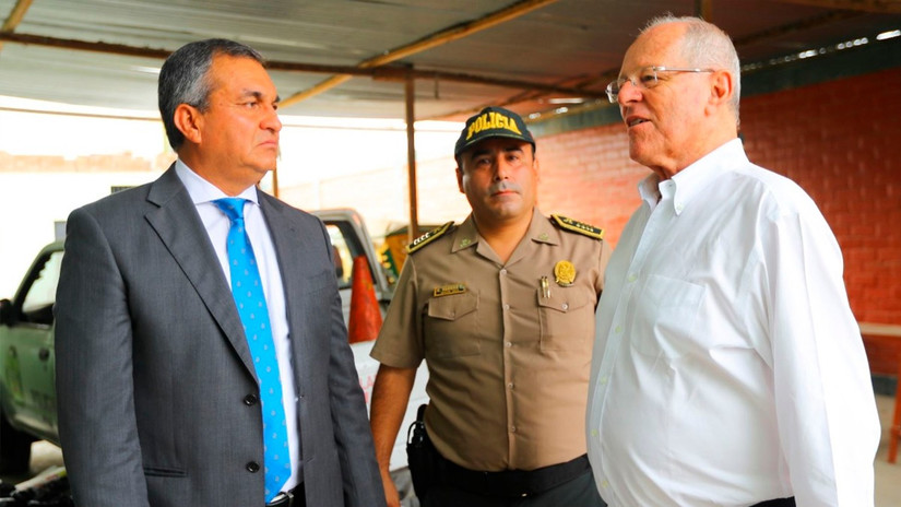 El ministro Vicente Romero aseguró que renunciará si PPK es vacado