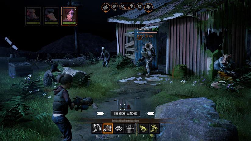 Mutant Year Zero muestra trailer de gameplay
