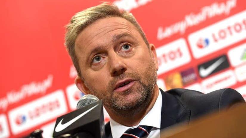 """El nuevo seleccionador de Polonia quiere rejuvenecer el equipo """"poco a poco"""""""