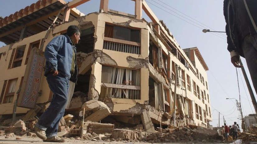 Un día como hoy hace 11 años la región Ica sufrió devastador terremoto