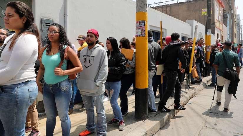 Migraciones: Plazos para que venezolanos se regularicen