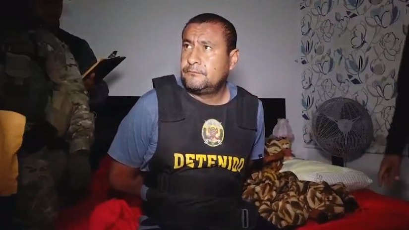 Policía capturó al alcalde de Punta Negra en megaoperativo contra