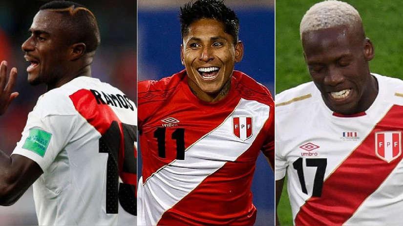 Conoce el once de la Selección Peruana para enfrentar a Chile