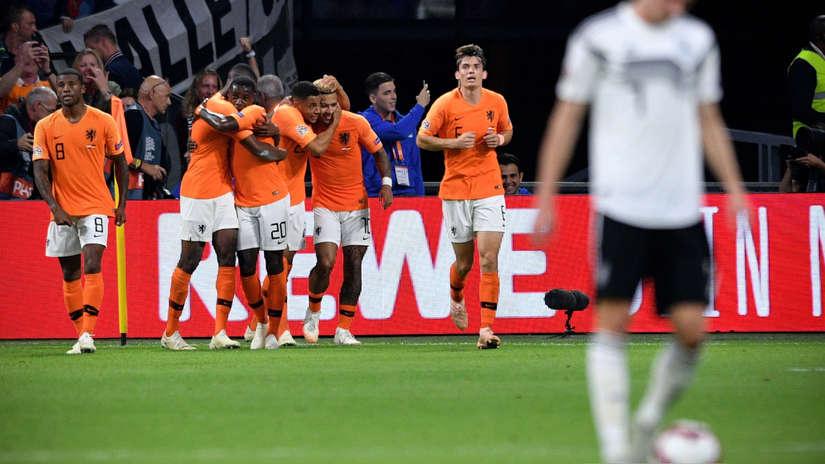 Holanda 3-0 Alemania: resumen, goles, mejores jugadas del amistoso | FOTOS Y VIDEO