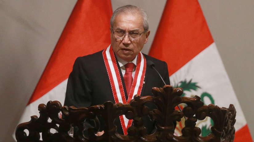 Comisión Permanente archivó denuncia constitucional contra Pedro Chávarry