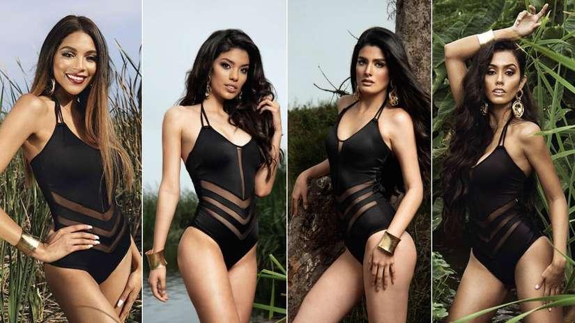 Miss Perú 2019: Conoce a las 50 candidatas del certamen de belleza [FOTOS]
