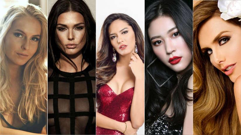 c92e6f301 Miss Universo 2018 EN VIVO  Conoce a las bellas candidatas del certamen de  belleza