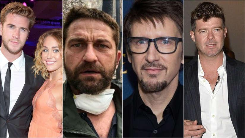 Los famosos que perdieron sus casas por los incendios en California