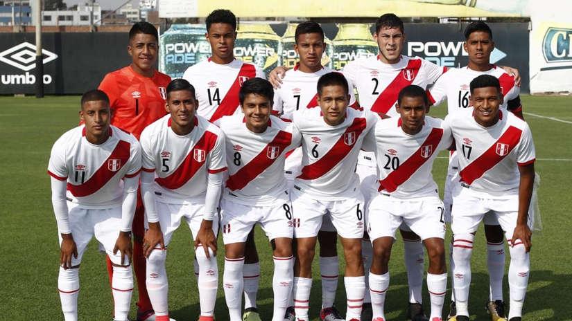 Perú vs. Ecuador EN VIVO: la bicolor cae 1-0 en cuadrangular internacional Sub 20 en Venezuela
