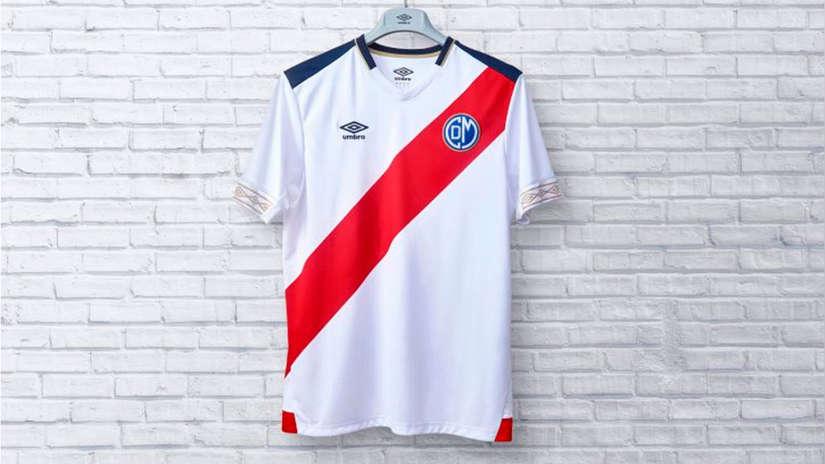 Conoce los detalles de la nueva camiseta del Deportivo Municipal para el 2019