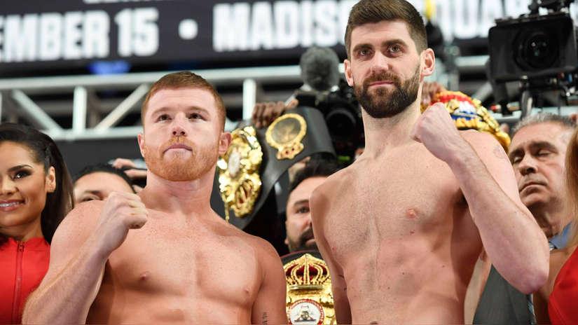 'Canelo' Álvarez vs. Rocky Fielding EN VIVO: pelean por el título supermediano de la AMB en Nueva York, EN DIRECTO