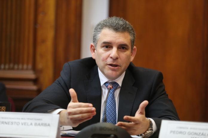 Rafael Vela dijo que pedido de información de Chávarry busca