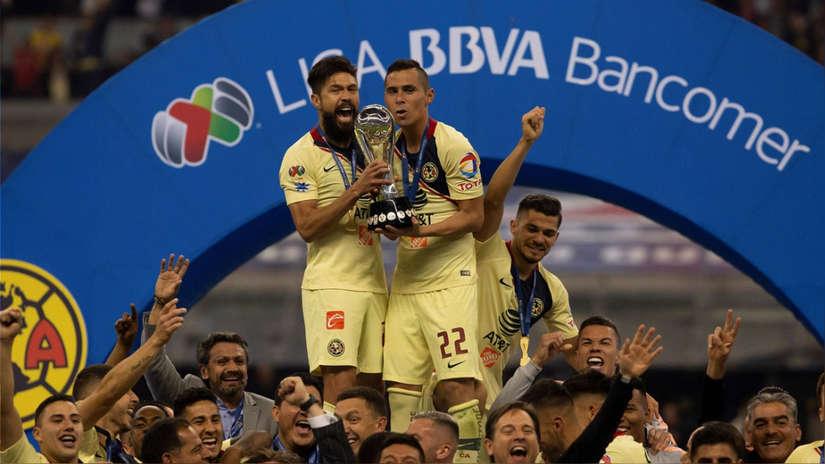América campeón: revive los goles ante Cruz Azul y el festejo por el título
