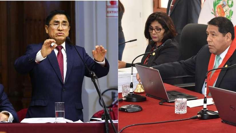 Chat revela que jueza que ve apelación de Keiko Fujimori asistió a cumpleaños de César Hinostroza