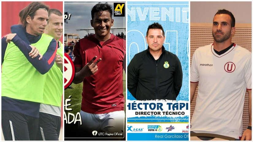Fichajes 2019 EN VIVO: los equipos peruanos se van reforzando con miras a la próxima temporada