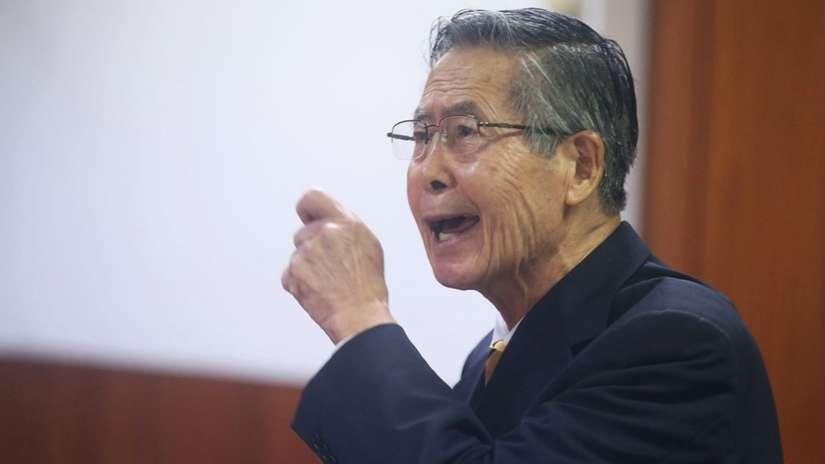 Poder Judicial dará 48 horas al INPE para definir a qué penal irá Alberto Fujimori