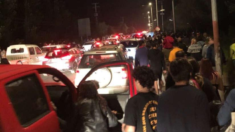Chile | Al menos dos muertos por el fuerte sismo de magnitud 6.7