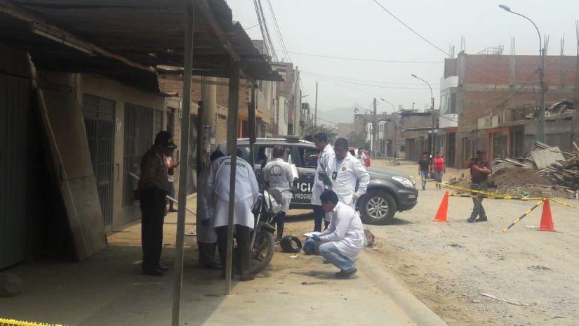 Un policía abatió a un delincuente que intentó asaltarlo en Carabayllo