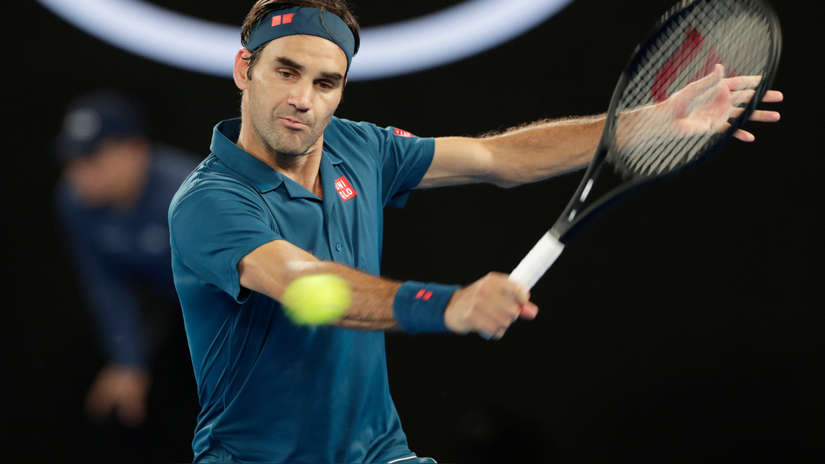 Roger Federer se despide del Australian Open tras caer ante Stefanos Tsitsipas