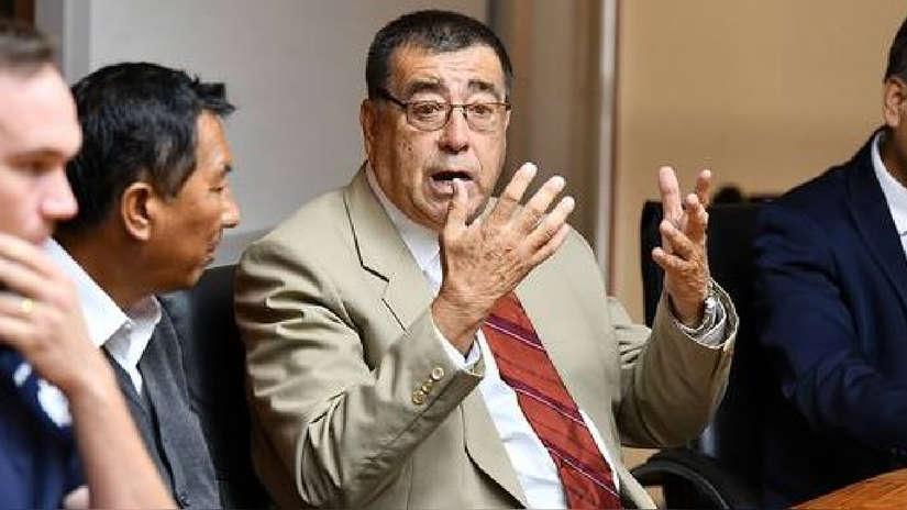 Gobernador del Callao sobre Óscar Medellius: