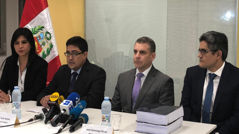 Fiscalía firma acuerdo de colaboración eficaz con Odebrecht