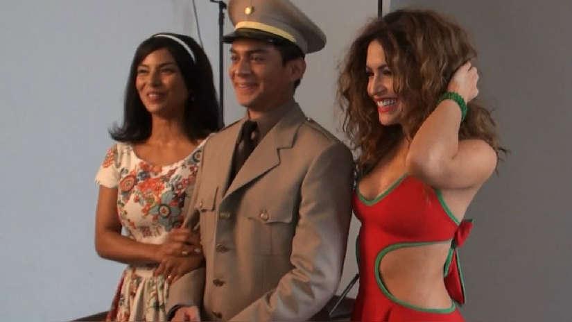 Así lucen Milett Figueroa y los protagonistas del musical de