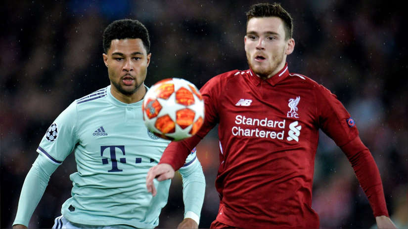 EN VIVO   Liverpool vs. Bayern Munich: empatan 0-0 en la ida por los octavos final de la Champions League