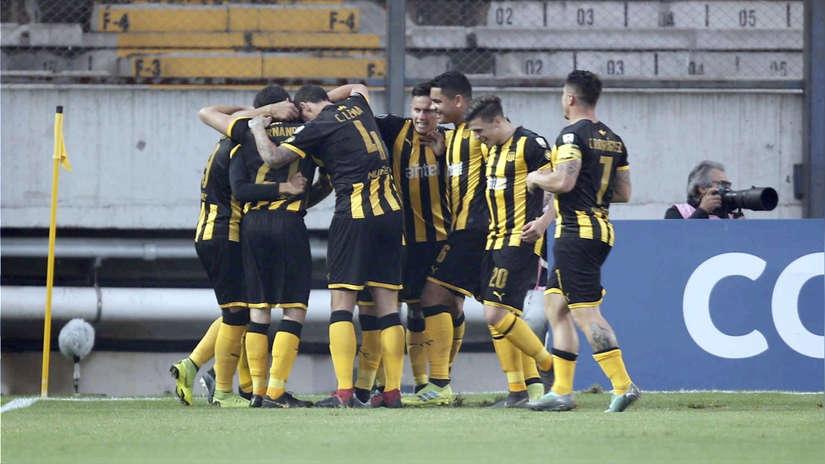 Peñarol ganó 4-0 a San José por el Grupo D de la Copa Libertadores