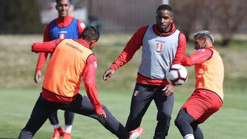 Selección Peruana volvió a los entrenamientos pensando en El Salvador [FOTOS]