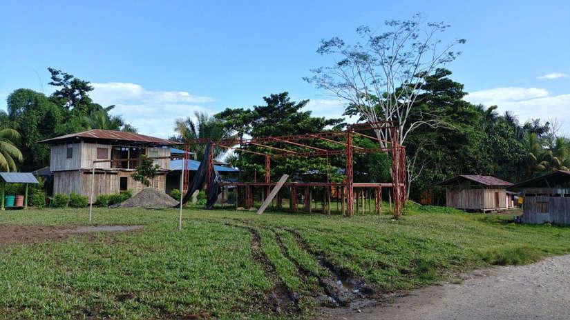 Un día en Megantoni, el distrito más rico del Perú que no tiene agua potable ni desagüe
