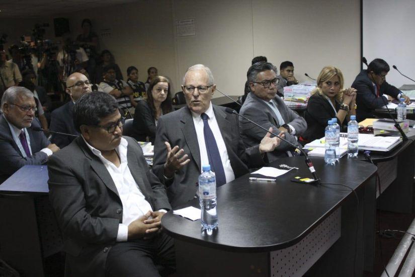 Poder Judicial ratifica detención preliminar contra expresidente Pedro Pablo Kuczynski