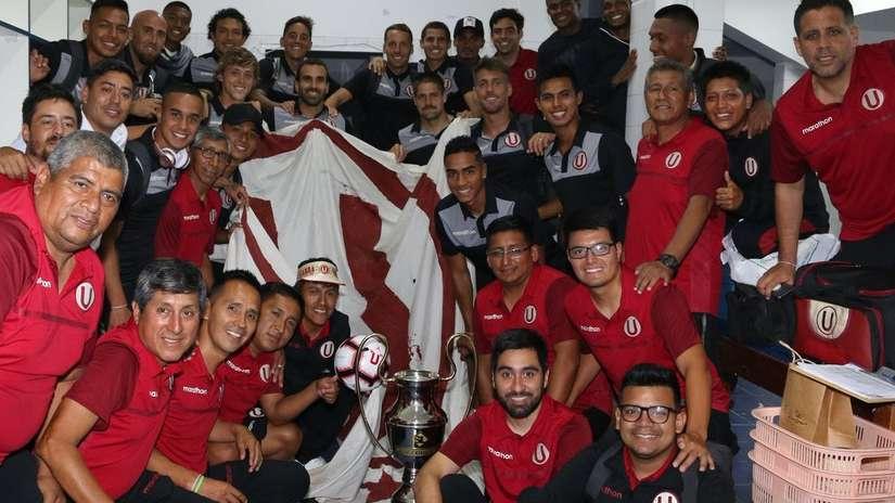 Alianza Lima vs. Universitario de Deportes: 20 imágenes de la eufórica celebración crema tras su victoria ante los íntimos