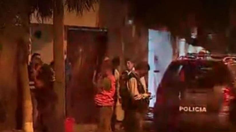 Policía detuvo al principal sospechoso de triple asesinato en La Molina