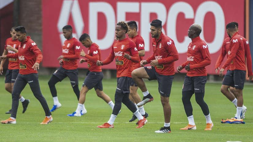 ¡Con cambios! Selección Peruana: el once titular previo al viaje a la Copa América 2019