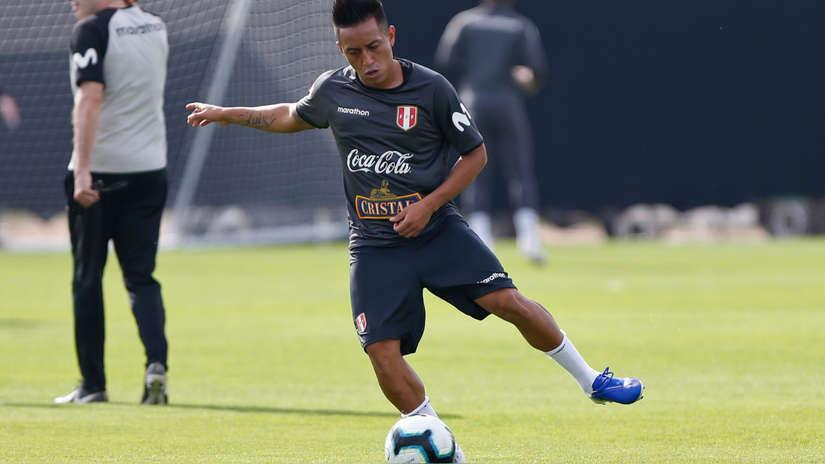 Selección Peruana: 10 fotos de la primera práctica de la bicolor en Brasil