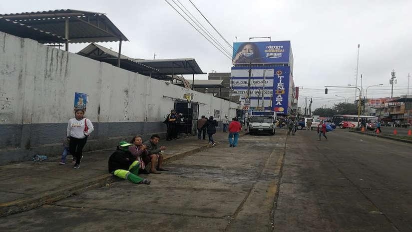 Guillain-Barré | Limpian mercado de Trujillo para prevenir enfermedad