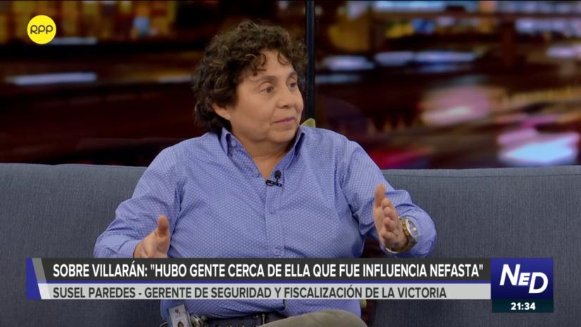 Susel Paredes: Regidores que aprobaron peajes durante gestión de Villarán ahora están en el Congreso