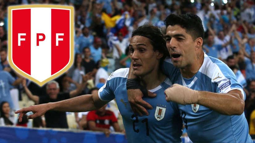 Selección Peruana: el equipazo de Uruguay que enfrentará a la bicolor en la Copa América 2019