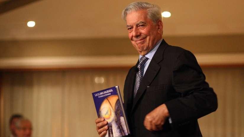 Mario Vargas Llosa: Así es la visita del Nobel por Arequipa y Lima [FOTOS]